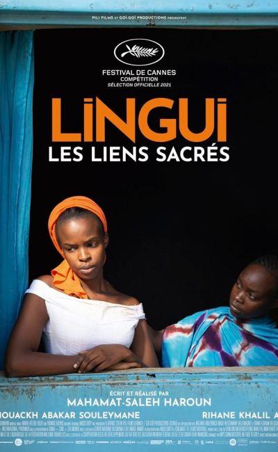 Affiche de Lingui, les liens sacrés