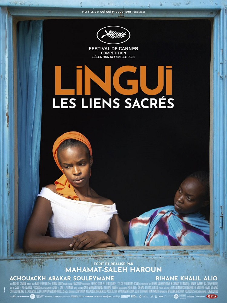 Affiche de Lingui, les lens sacrés