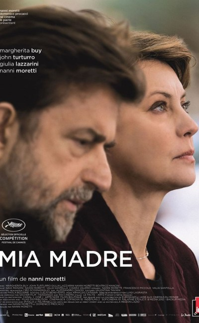 Affiche française de Mia Madre de Nanni Moretti