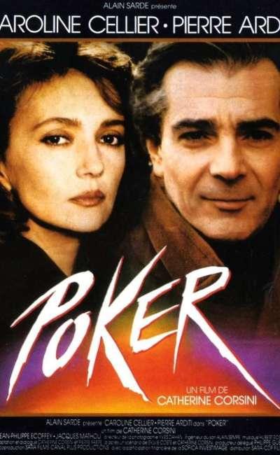 Poker, l'affiche grand format