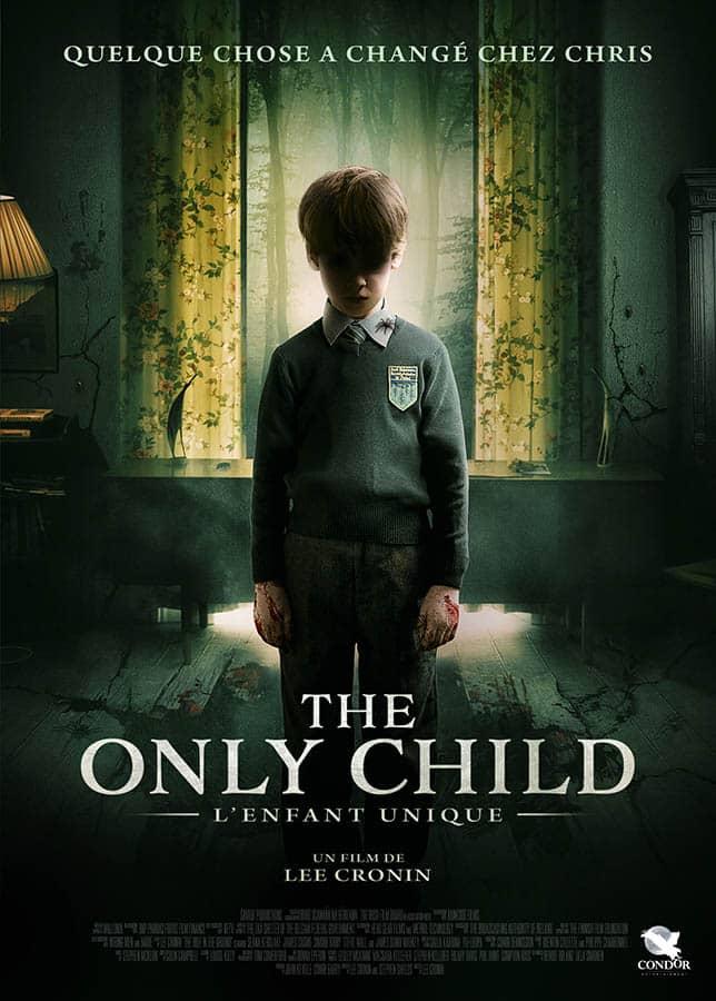 The Only Child, l'enfant unique de Lee Cronin, affiche