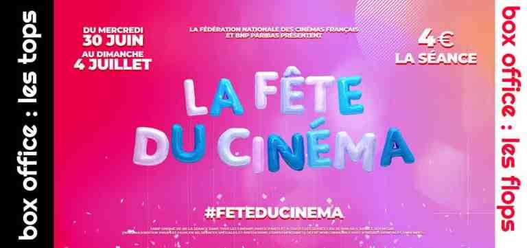 Box-office France semaine du 30 juin 2021 : Le top flop