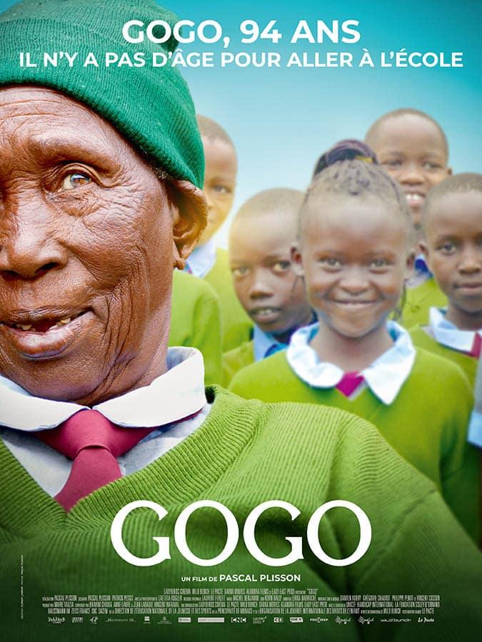Gogo, affiche du film