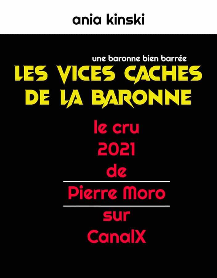 Les vices cachés de la baronne, de Pierre Moro