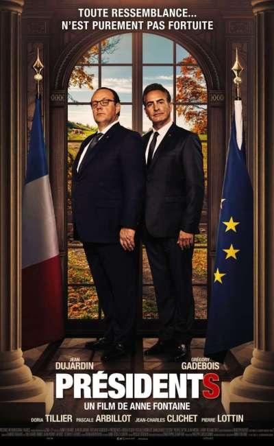 Présidents, l'affiche