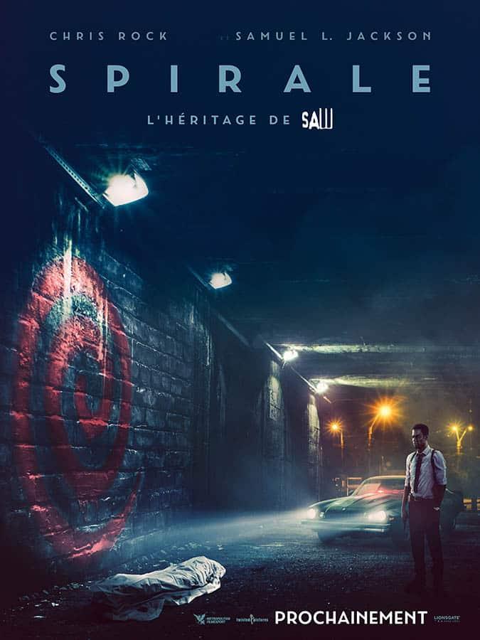 Affiche teaser 3 de Chris Rock dans Spirale : l'héritage de Saw