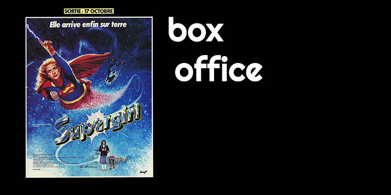 Supergirl au box-office, un flop mondial