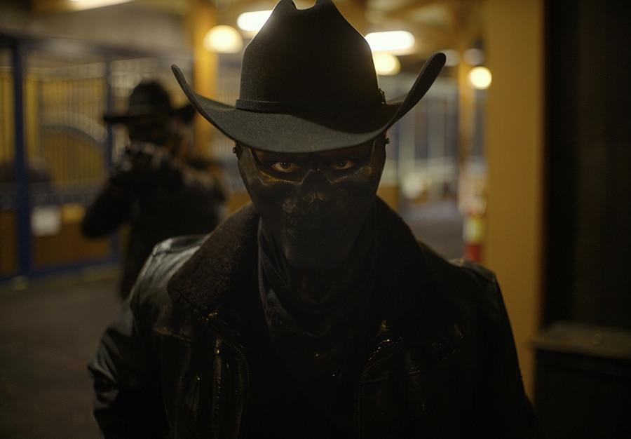 Les purgeurs du Texas dans American Nightmare 5