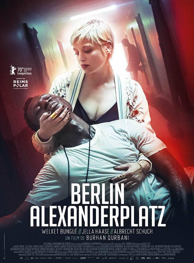 Berlin-Alexanderplatz, affiche
