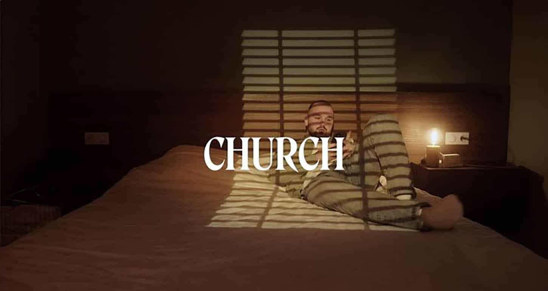 Church, single de Tom Marden