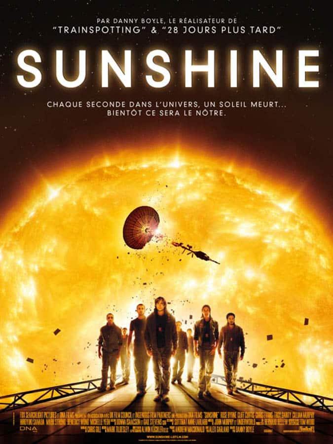 Affiche de Sunshine de Danny Boyle (2007)