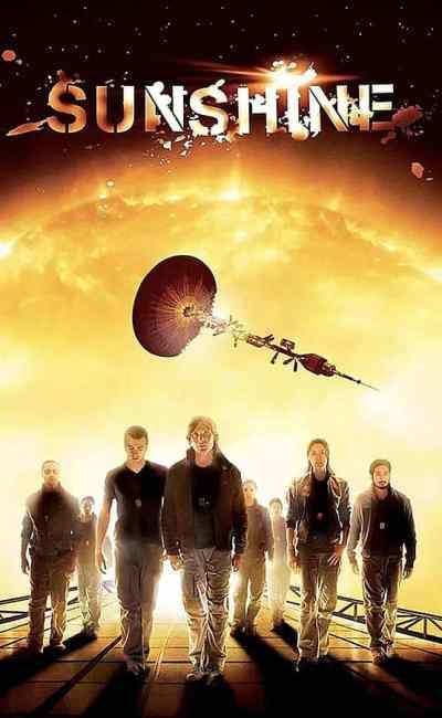 Cover VOD Sunshine Danny Boyle