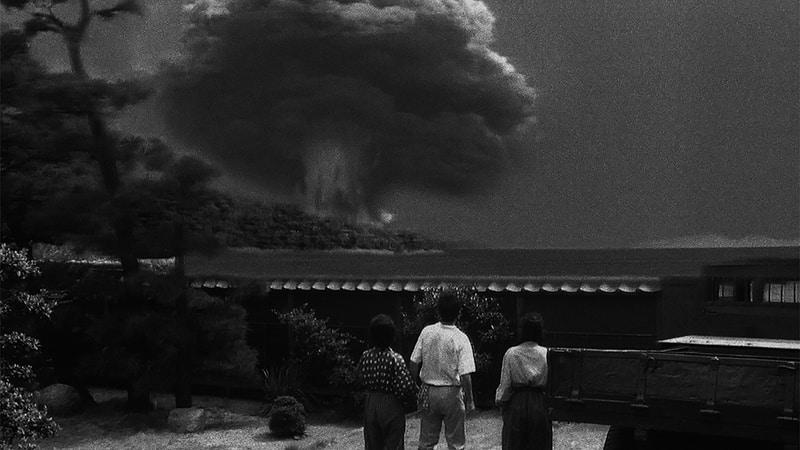 Pluie noire d'Imamura (1989)