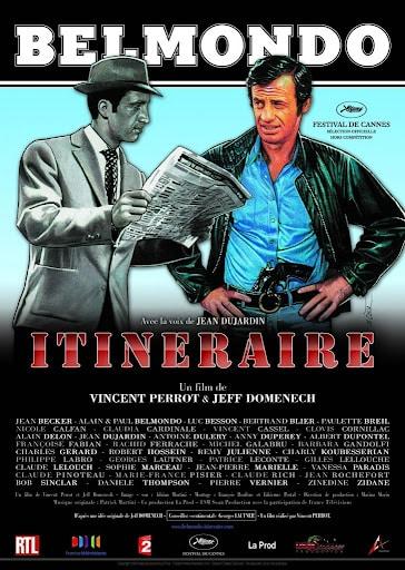 Belmondo, itinéraire (Cannes 2011)