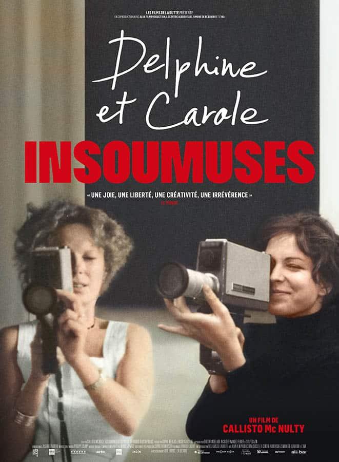Delphine et Carole Insoumuses, affiche