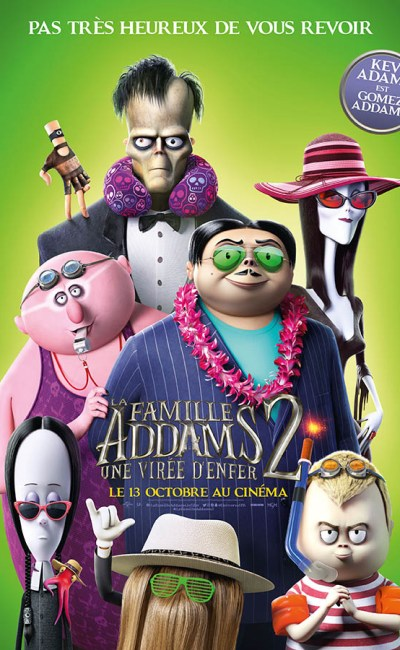 La famille Addams 2, affiche