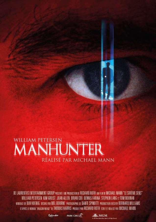 Manhunter, l'affiche de la reprise