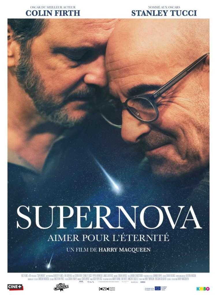 Supernova, l'affiche