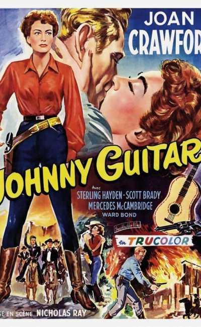 Johnny Guitare, affiche reprise 2018