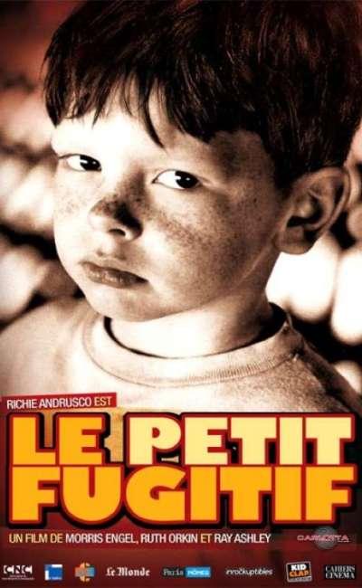 Le petit fugitif, affiche reprise 2009