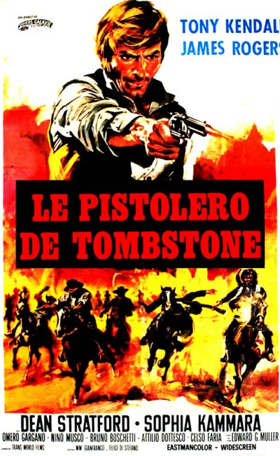 Le pistolero de Tombstone