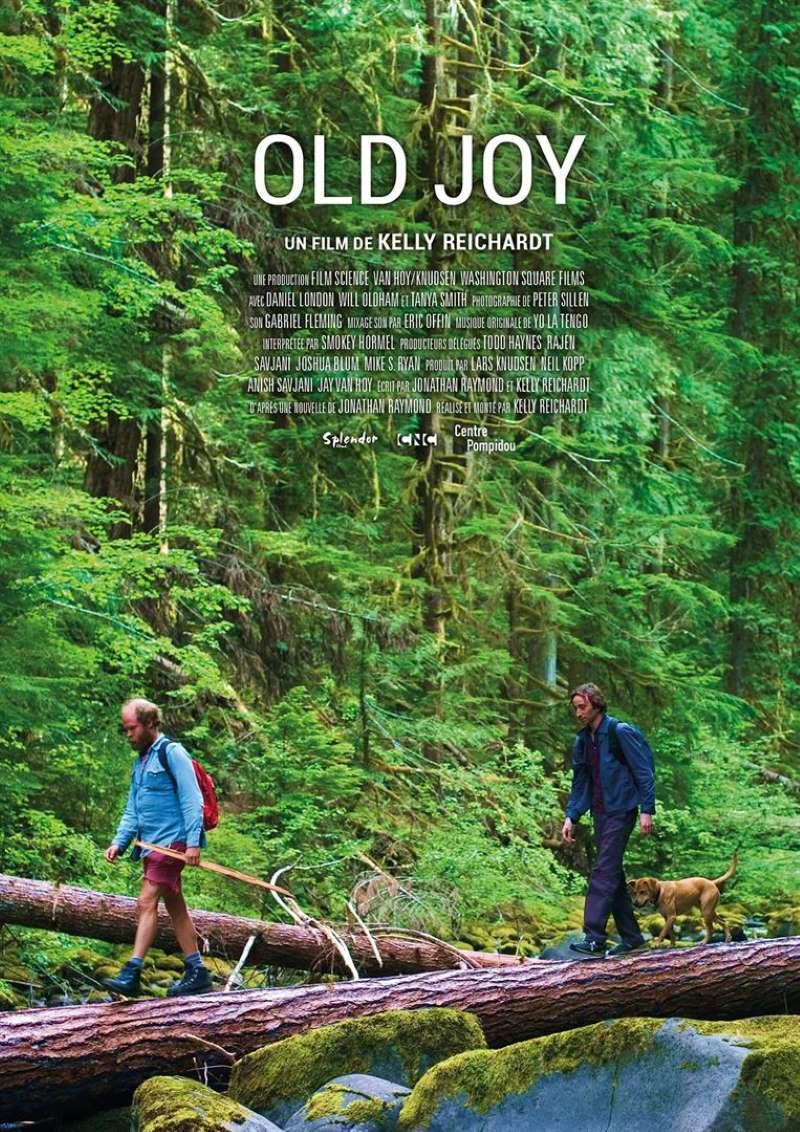 Old Joy, l'affiche de la reprise