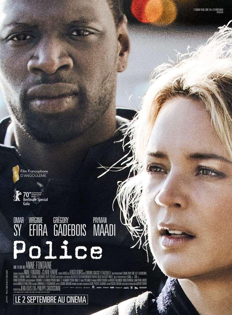 Police, l'affiche