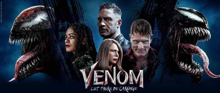 Premières séances Paris 14h (20/10/2021) : Venom 2 laisse froid