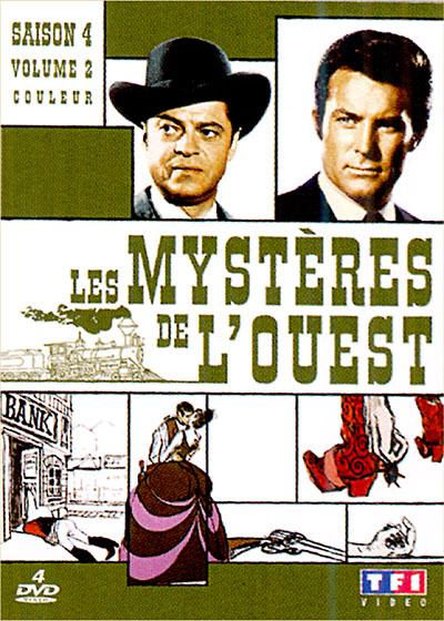 Encore Plus De Mystères De L'ouest : encore, mystères, l'ouest, Mystères, Encore, L'Ouest, (More, West), DVD/Blu-Ray, Western, CineFaniac