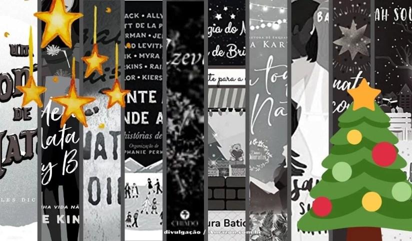 Lista de livros para ler no natal!!
