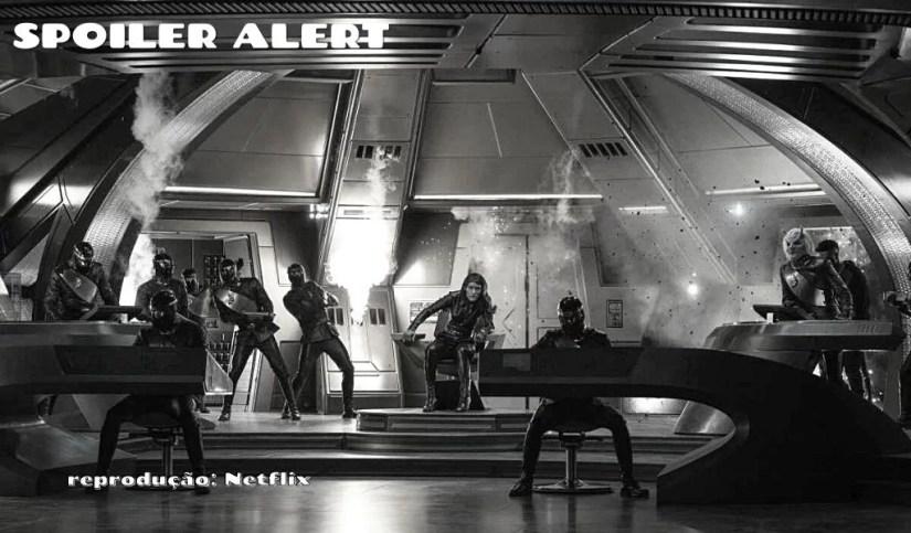 Star Trek Discovery | Esperança acabou, temporada fechou mal.