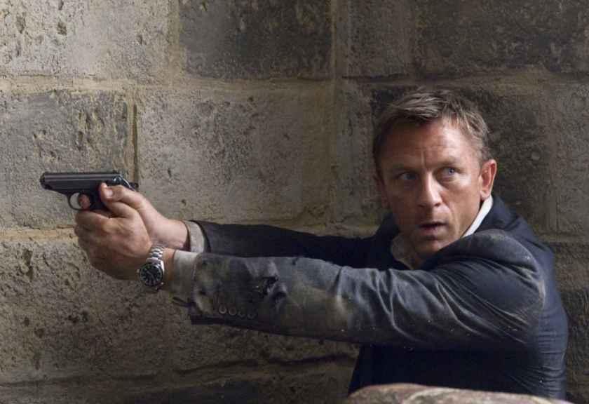 Quantum Of Solace 2008 Movie Review Cinefiles Movie