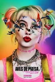 Aves de presa y la fantabulosa emancipación de una Harley Quinn