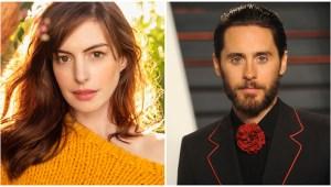 Anne Hathaway y Jared Leto protagonizan la serie «WeCrashed» en Apple