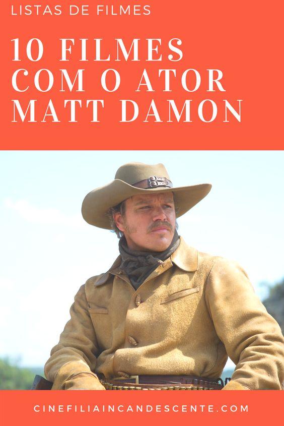 Filme Matt Damon