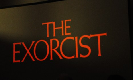Screening time at 360 Screenings' presentation of The Exorcist.