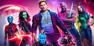 Guardianes de la Galaxia Vol.2 james gunn