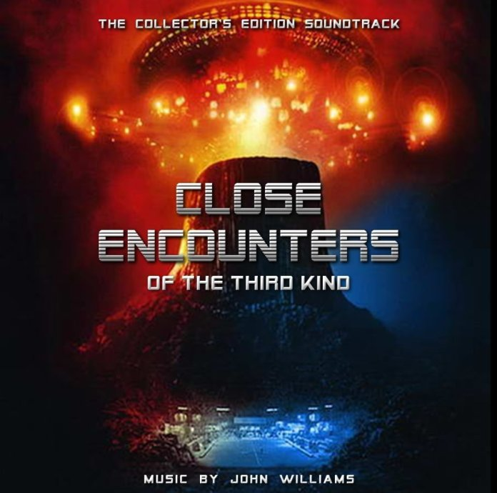 Póster close encounters