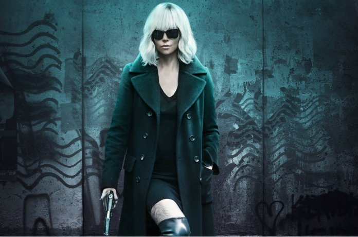 Atómica Atomic Blonde