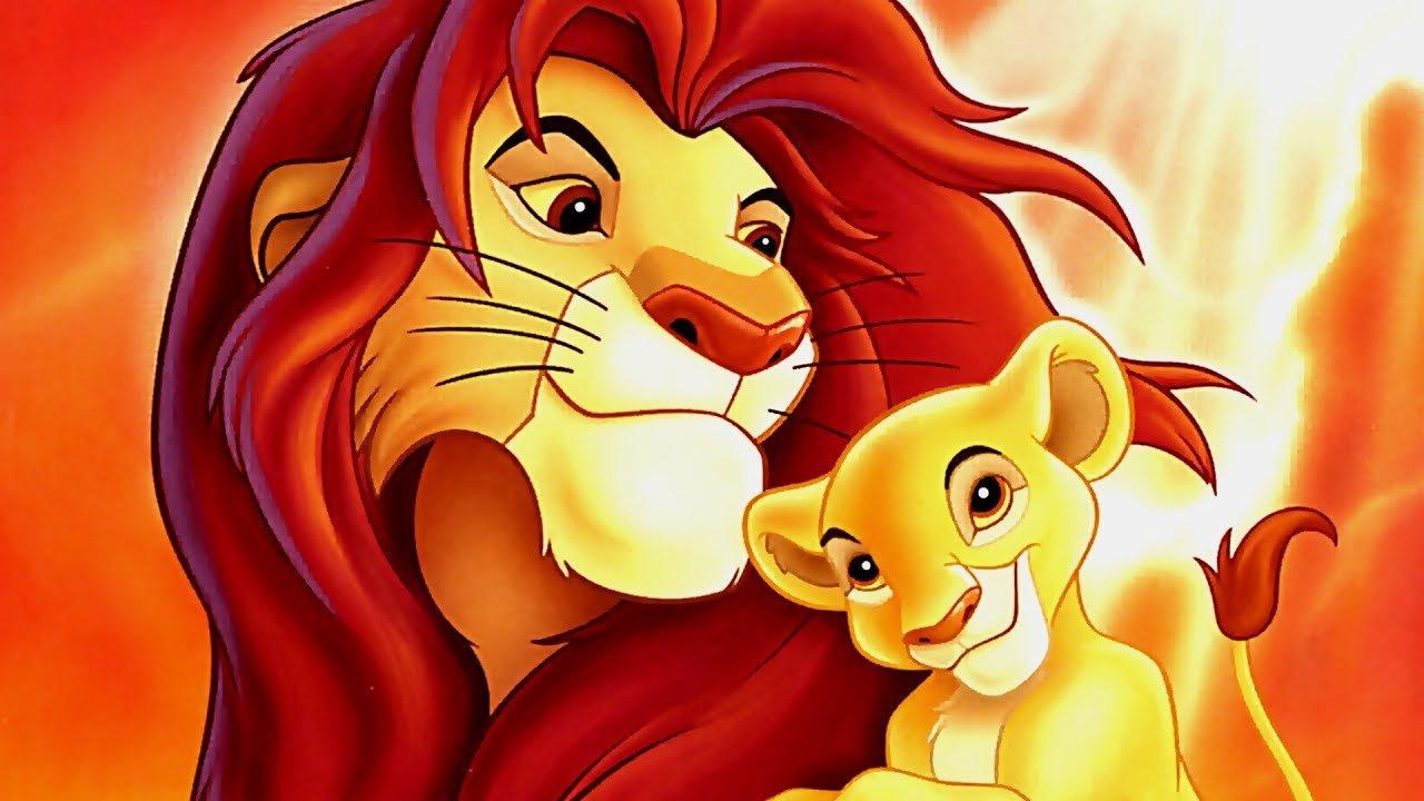 El rey le n en acci n real ya tiene simba y mufasa - El rey del tresillo ...