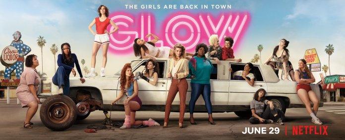 glow, 2ª temporada