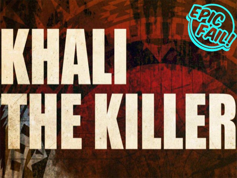 Resultado de imagen para khali the killer