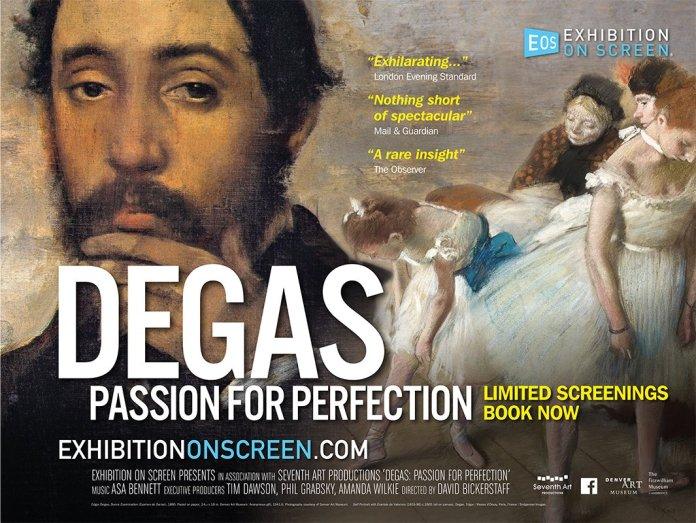 Degas. Pasión por la perfección