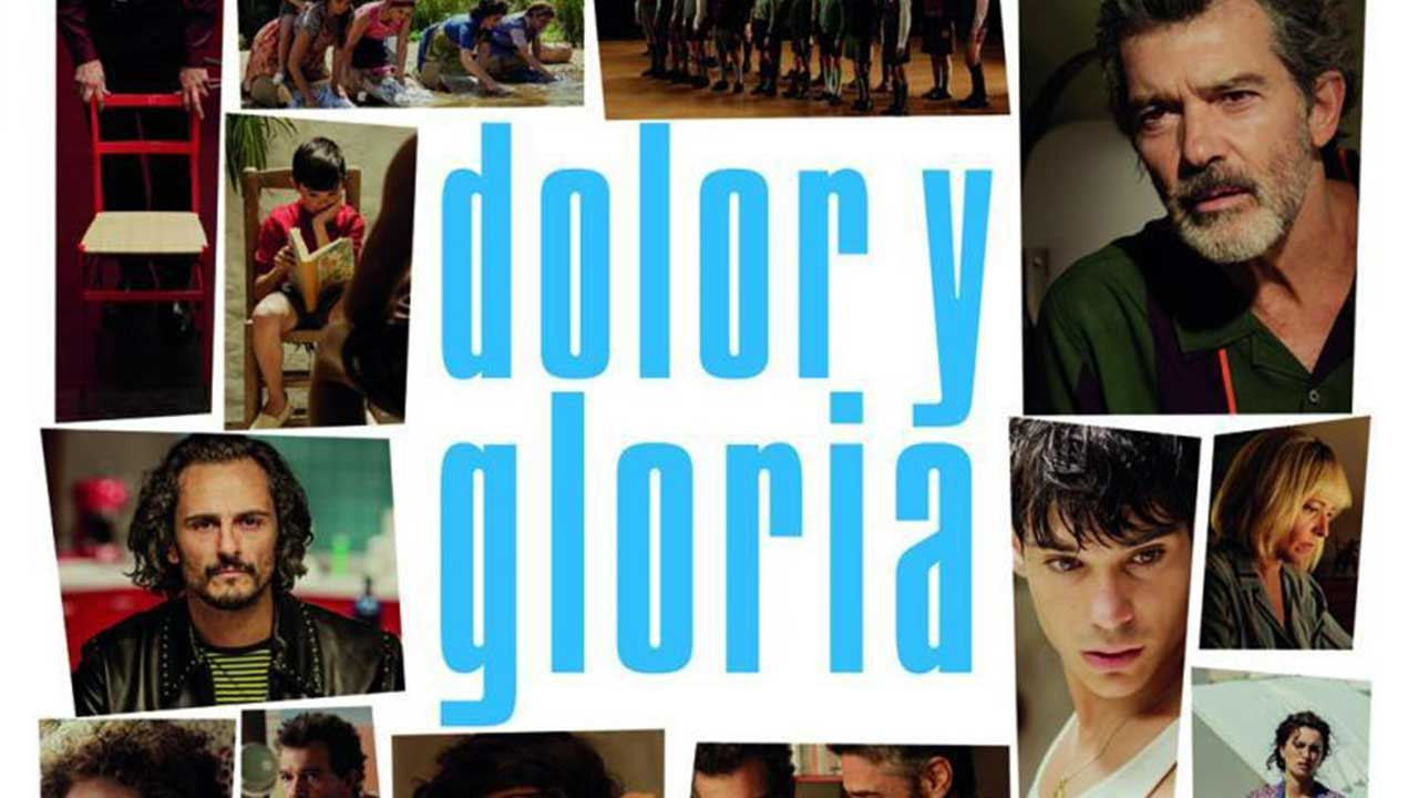 Image result for dolor y gloria