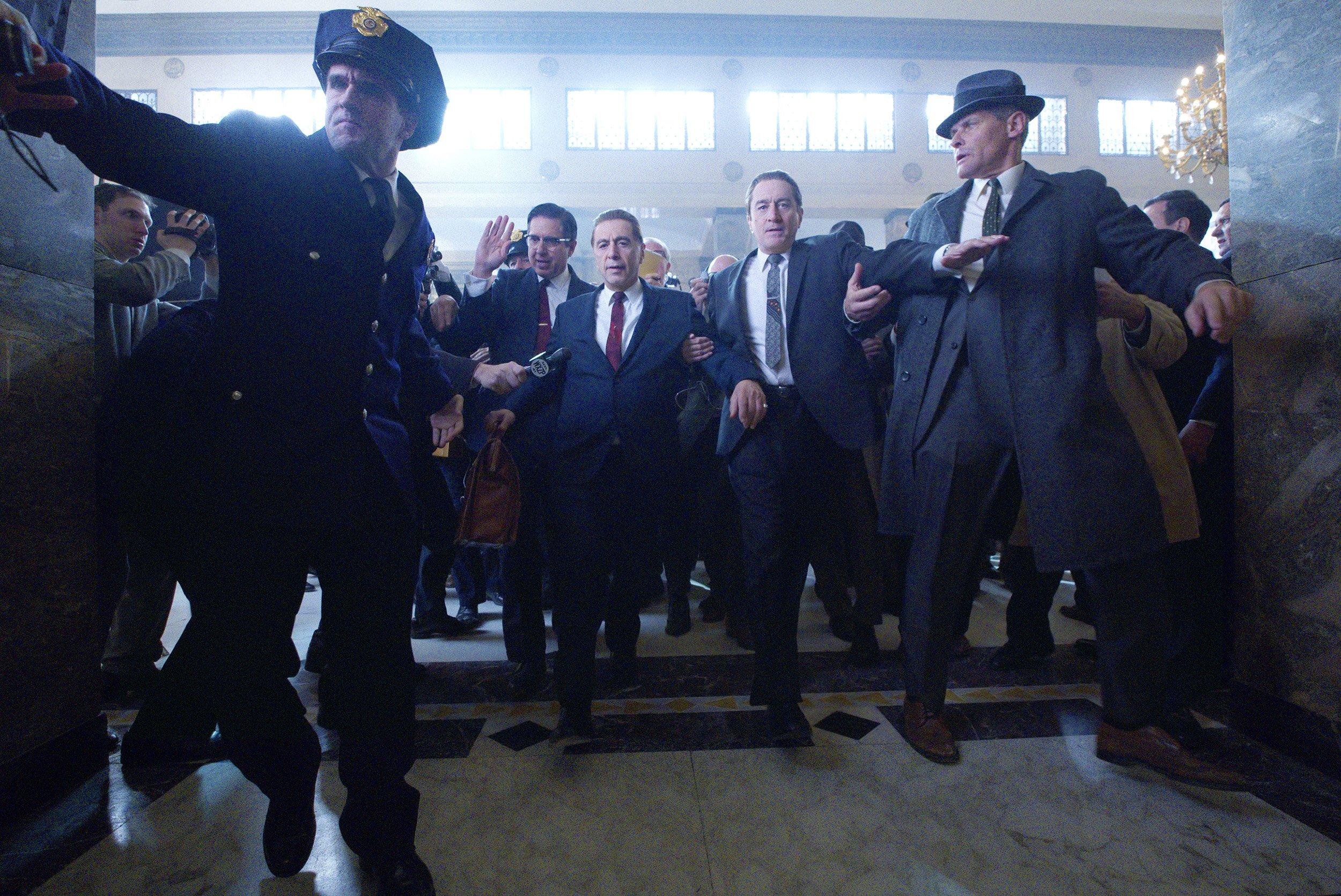El Irlandes Netflix Scorsese