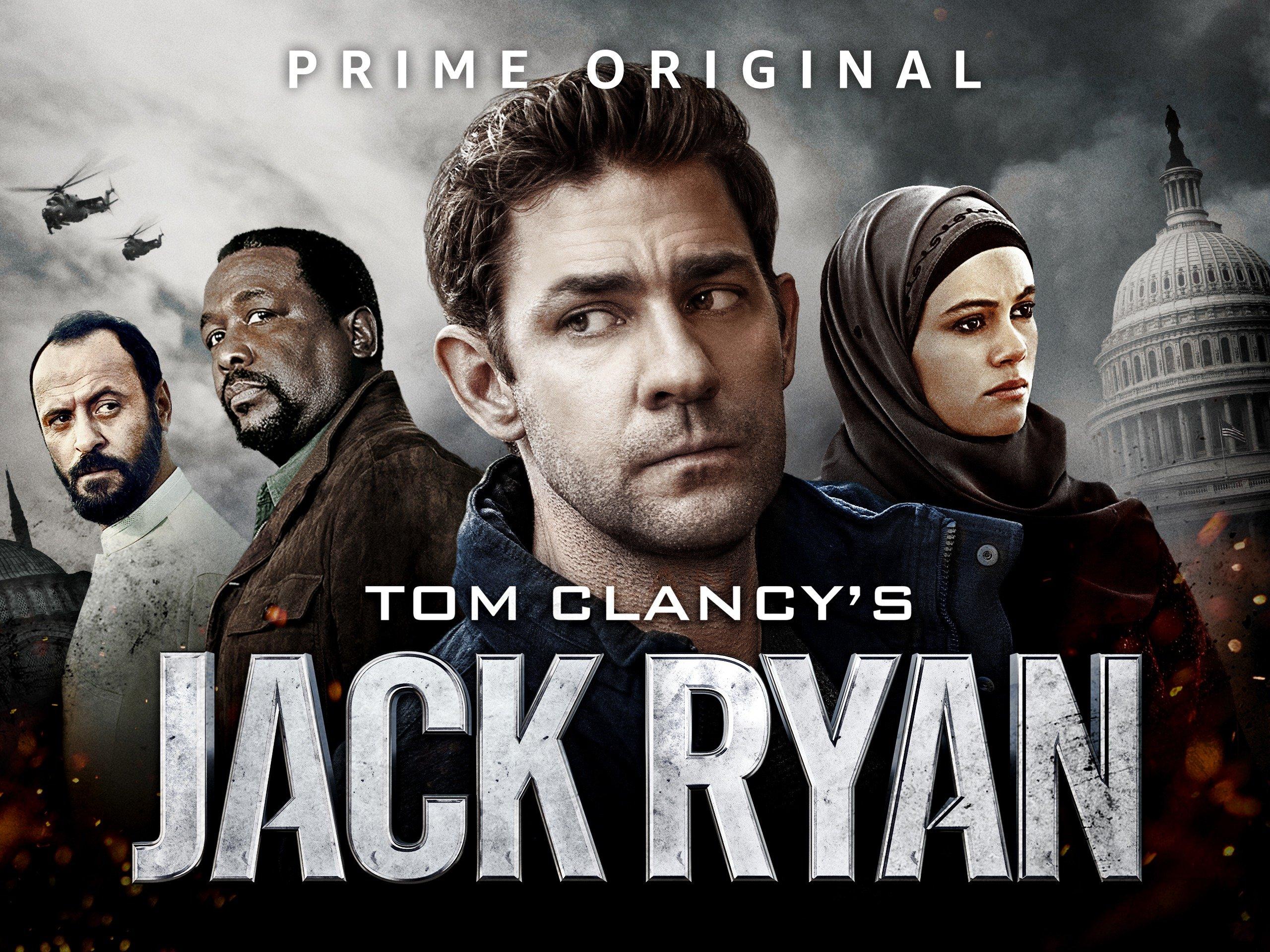 Crítica De Tom Clancy S Jack Ryan 2ª T Venezuela 2 0