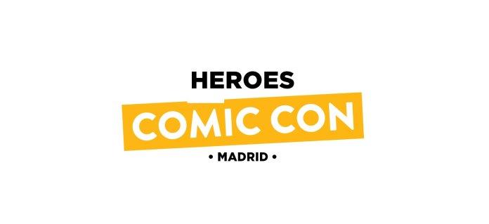 Heroes Comic con