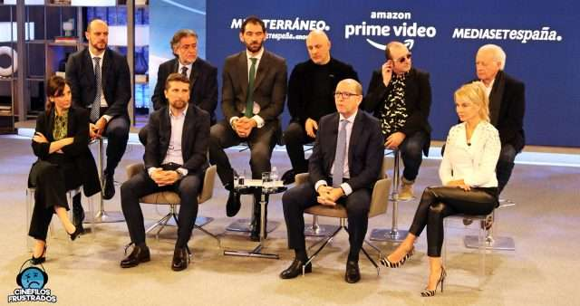Presentación Mediaset Amazon 1