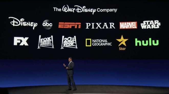 Todo lo que hay en Disney Plus