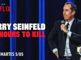 Jerry Seinfield: 23 Hours to Kill